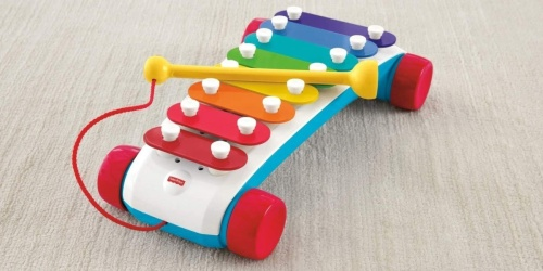Fisher-Price Xylophone Toy Only $6 on Amazon (Regularly $16)