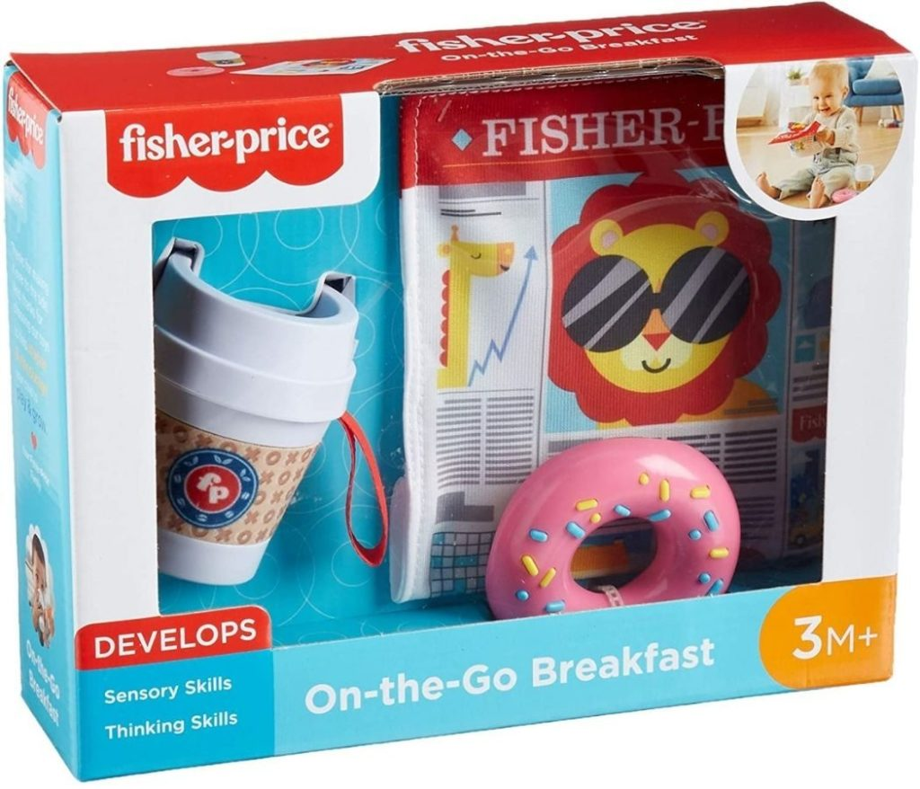 Fisher Price On-The Go Breakfast