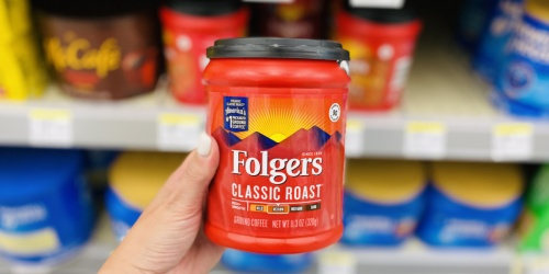 Print This Coupon Now to Save $1/1 Folgers Coffee Product