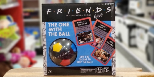 Friends The One With The Ball Party Game Only $7.99 on Amazon