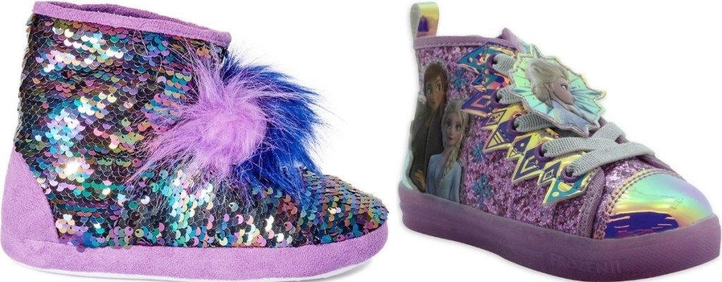 Girls Slippers and Shoe