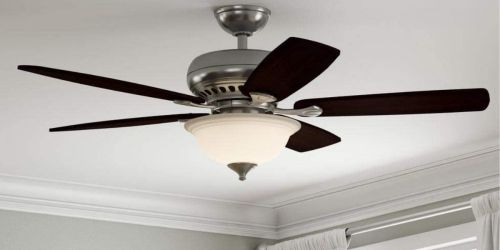 Ceiling Fans from $53.97 on HomeDepot.com + Free Shipping