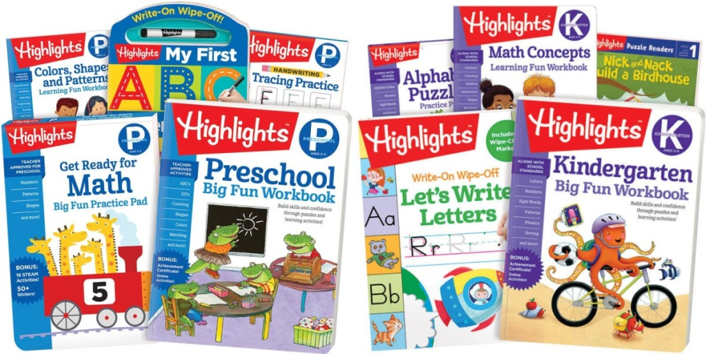 Highlights for Kids Success Packs