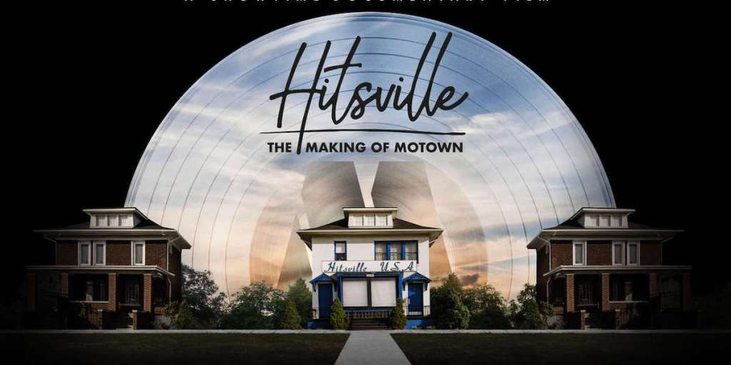 screen view of Hitsville: The Making of Motown