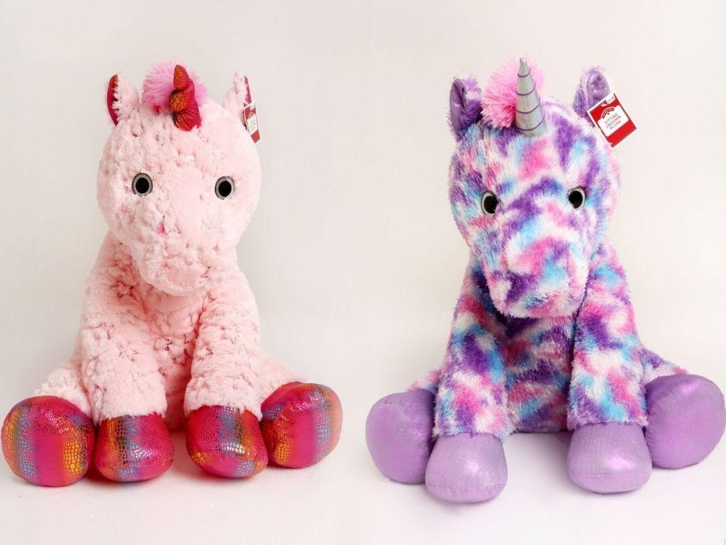 Holiday Time Unicorns
