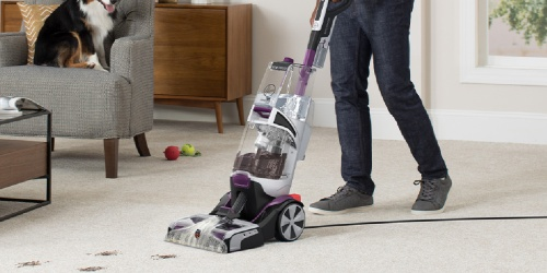 Hoover Carpet Cleaner w/ Stain Remover Wand Only $199.99 Shipped on Amazon (Regularly $300)