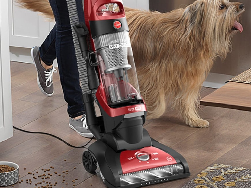 Hoover WindTunnel Max Capacity Upright Vacuum Cleaner