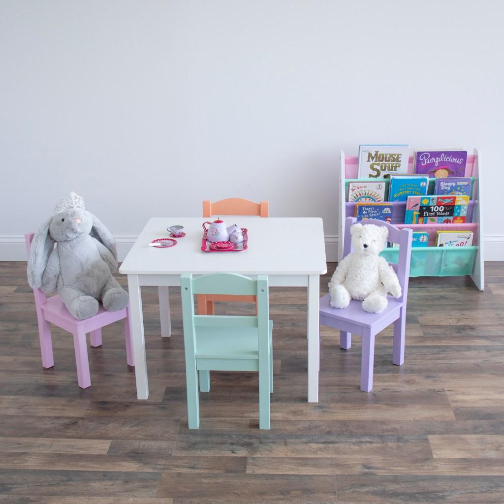Humble Crew Pastel Table