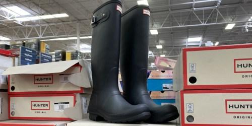 Hunter Women's Tall Rain Boots Possibly Just $64.89 at Sam's Club