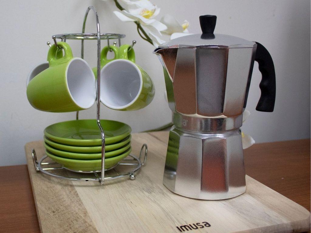 Imusa Stovetop Espresso Maker