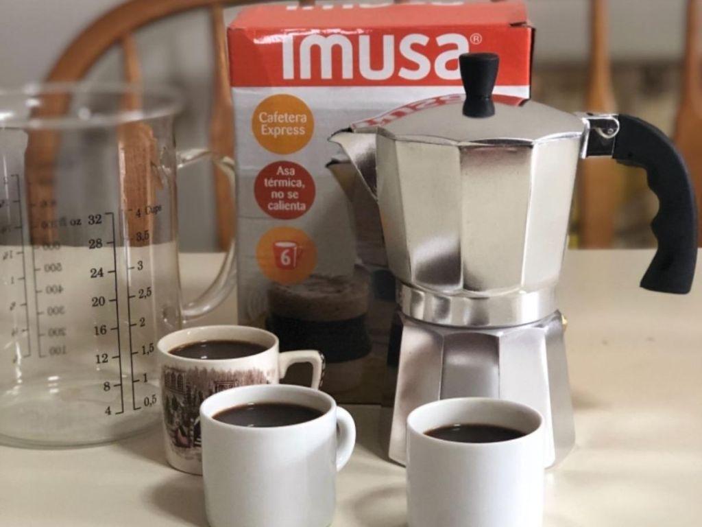 Imusa Stovetop Espresso