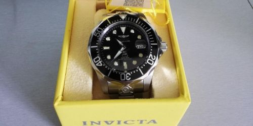Invicta Men's Watch Just $66.80 Shipped on Amazon (Regularly $239) + Up to 70% Off More Watches