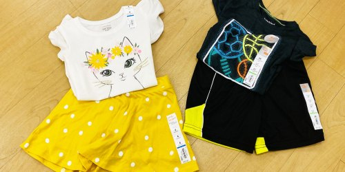 $94 Worth of Jumping Beans Kids Apparel Just $51 + Earn $10 Kohl's Cash!