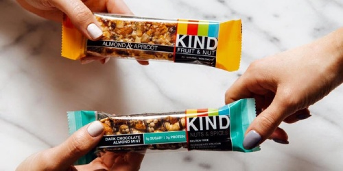 KIND Bars 12-Count Only $8.79 Shipped on Amazon | Just 73¢ Per Bar
