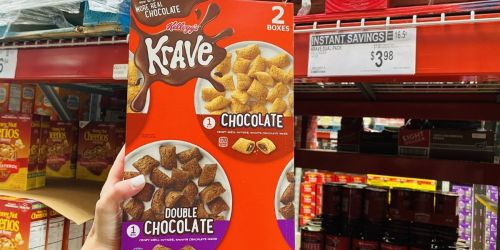 Don't Miss Over $4,500 in Instant Savings at Sam's Club   HOT Buys on Kellogg's Cereals