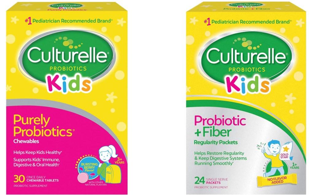 Probiotic supplements for kids