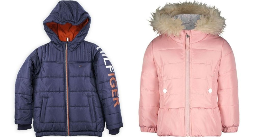 two kids jackets
