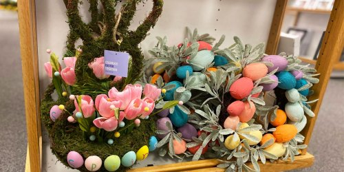 Up to 60% Off Easter & Spring Decor on Kohls.com | Table Decor from $5.75 & More