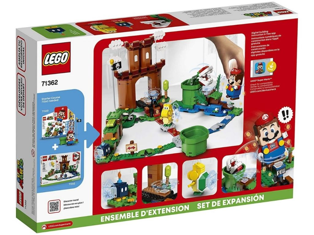 LEGO 71362 Ensemble Expansion Building Kit