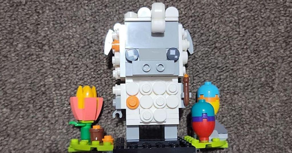 LEGO Sheep fully assembled