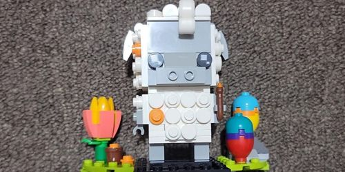 WOW! LEGO BrickHeadz Easter Sheep Only $7.99 Shipped on Zulily