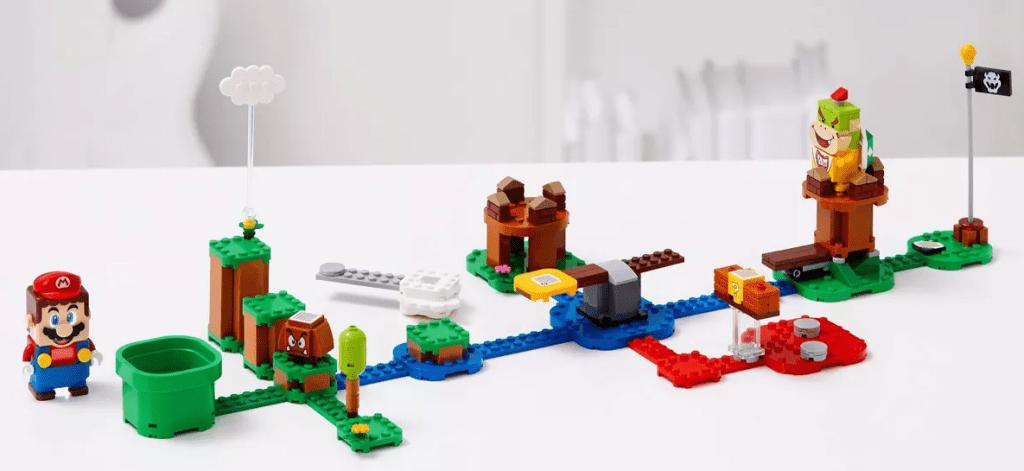 LEGO Super Mario Set