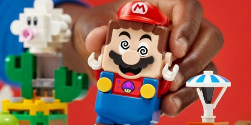 LEGO Super Mario Adventures Course Only $49.99 Shipped After Target Gift Card