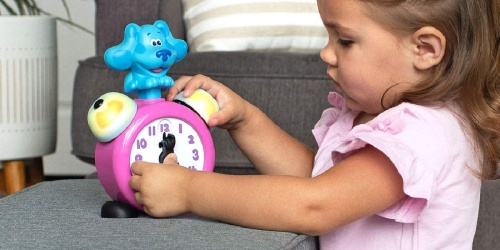 LeapFrog Blue's Clues Play & Learn Clock Only $8.49 on Amazon (Regularly $18)