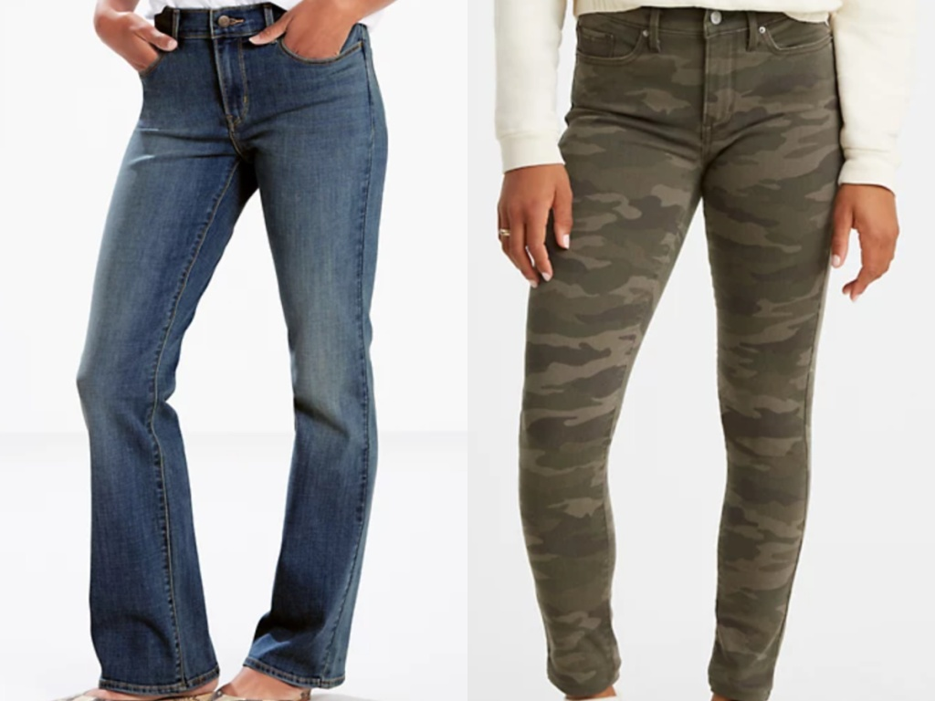 Levi's Jeans and Apparel (2)
