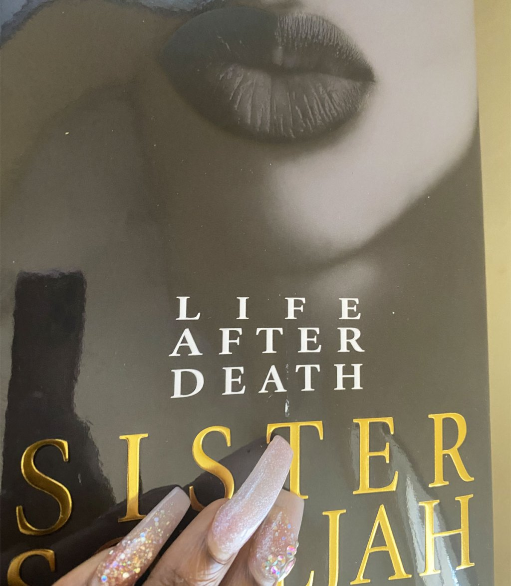cover for booth Life After Death