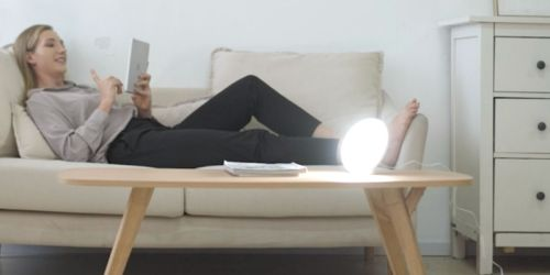 Light Therapy Lamp Just $21.99 Shipped on Amazon | Helps to Boost Your Mood