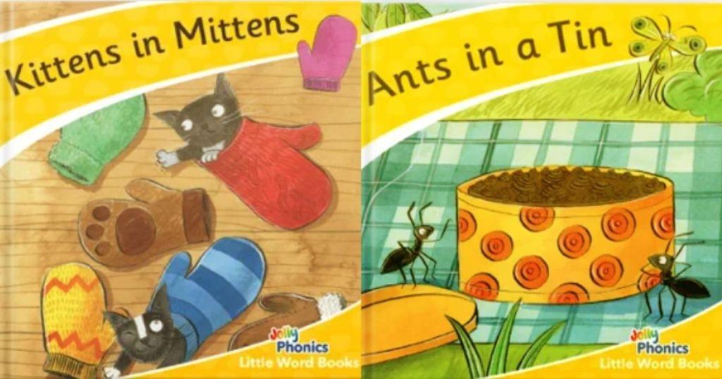 2 Little Word E-Books