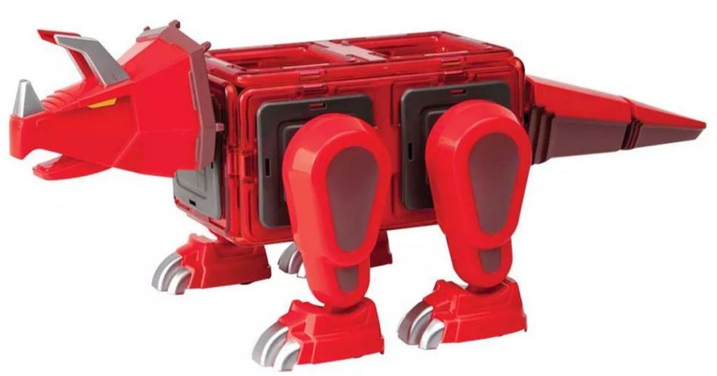 Complete Magformers Dino Cera