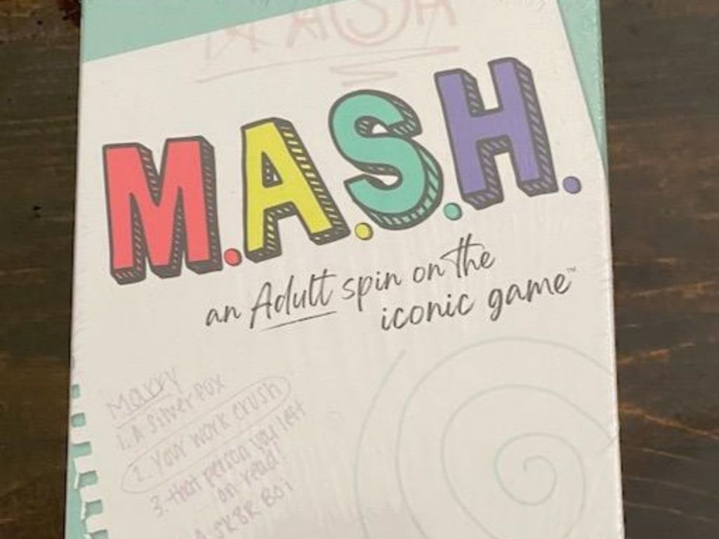 Mash Party Game