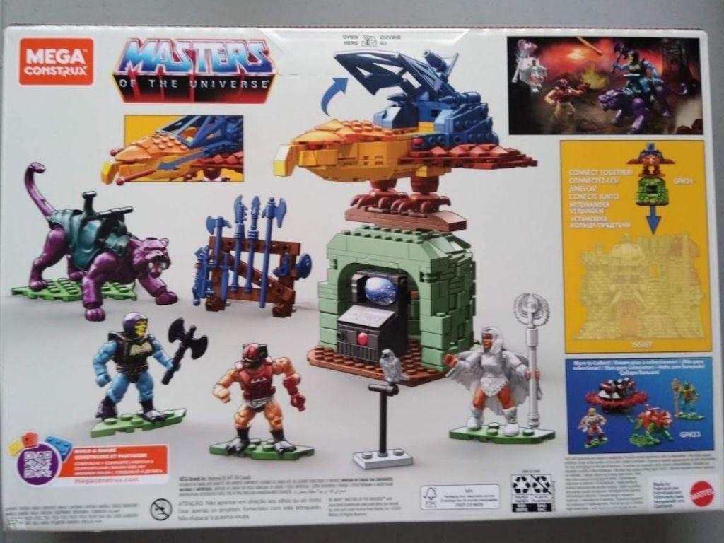 Mega Construx Masters of The Universe Set (1)