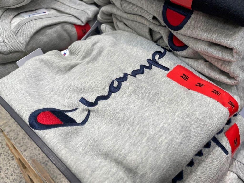 Men's Champion Sweatshirt