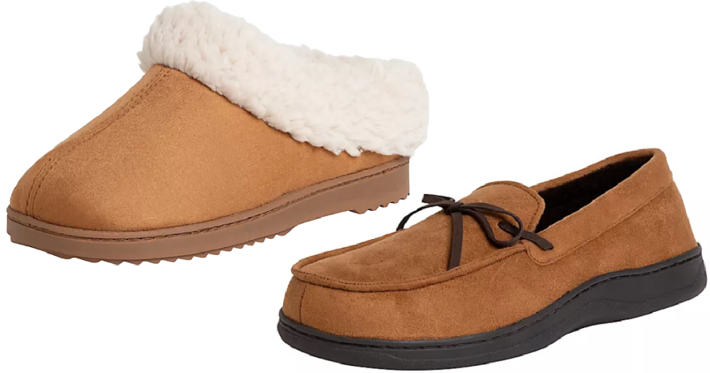 Men's or women's slippers