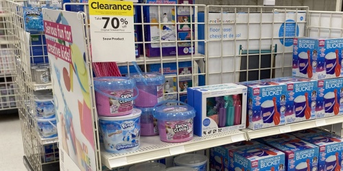Snow-Themed Toys, Crafts, & More from $2.70 at Michaels