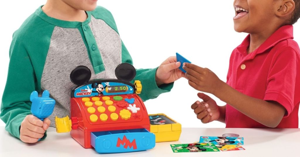 Mickey Mouse Clubhouse Play Cash Register