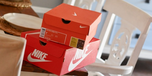 Up to 50% Off Nike Shoes & Apparel + FREE Shipping