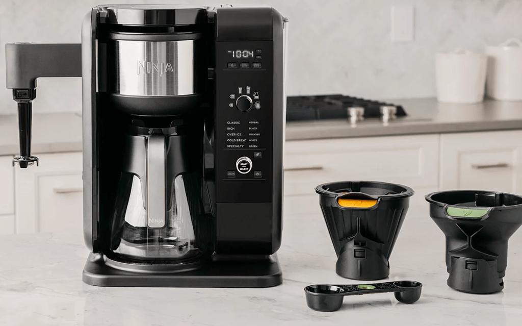 Ninja Coffee Maker and Accessories