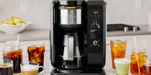Ninja Hot & Cold Brew System Only $127.99 Shipped + Get $20 Kohl's Cash (Regularly $230)