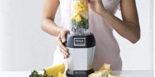 Nutri Ninja Single-Serve Blender Only $49.95 Shipped on Walmart.com (Regularly $79)