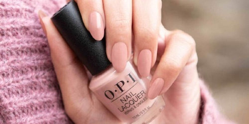 OPI Nail Polish Just $5 on Amazon (Regularly $11)