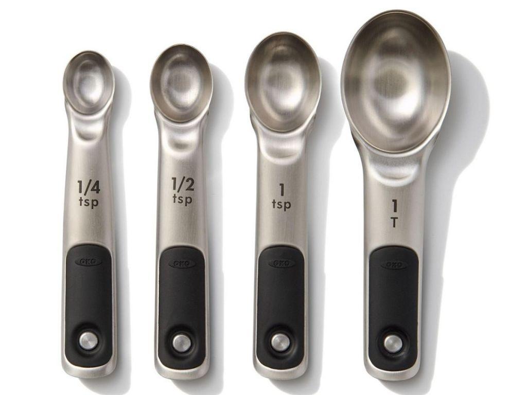 4 OXO Measuring Spoons