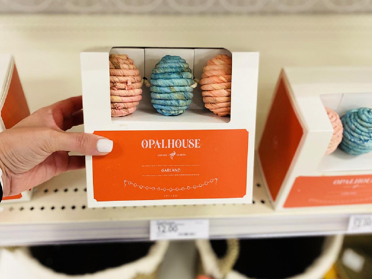 Opalhouse Easter Egg Garland