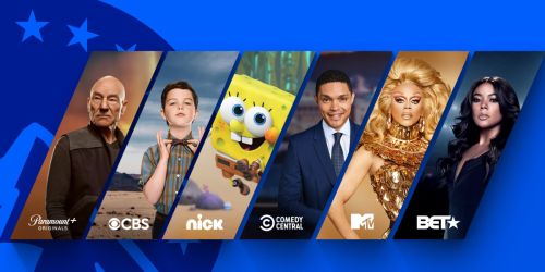 1-Month FREE Paramount Plus | Stream Thousands of TV Shows, Movies & More