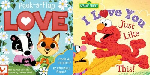 Kids Board Books as Low as $2.47 on Amazon (Regularly $9+)