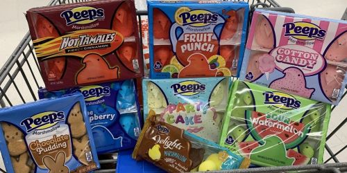 Peeps Are BACK & Available in a Variety of Delicious Flavors | Just in Time for Easter