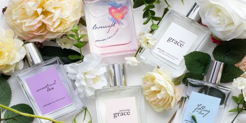 GO! Philosophy Perfume & 2 Samples ONLY $11 Shipped (+ More 50% Off Sales!)
